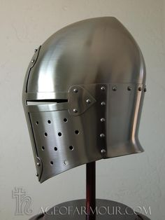 I was told that this would be a Nice Moorish Helm