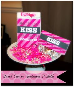 Breast Cancer Awareness Printables (she: Natalie)