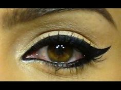 Cómo hacer un delineado marcado y perfecto. Videotutorial. Trucos de maquillaje. How to make an outline marked and perfect. Eyeliner. Makeup Tips. Comment faire l'eyeliner marqué et parfait. Tutoriel vidéo. Conseils de maquillage. Camila Coelho https://www.facebook.com/bagatelleoficial Bagatelle Marta Esparza  #eyeliner #tips #outline