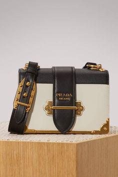 c76793a12cc6 Prada Cahier crossbody bag #crossbodybagsbrands Prada Cahier Bag, Best  Handbags, Prada Bag,