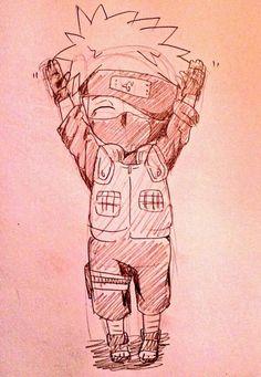 Naruto Shippuden | Kakashi Hatake | はたけ カカシ | ฮาตาเกะ คาคาชิ Kakashi Hatake, Naruto Uzumaki, Anime Naruto, Naruto Art, Gaara, Boruto, Naruto Sketch Drawing, Kakashi Drawing, Anime Sketch
