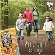 Para tu familia que se merece sólo lo mejor, productos saludables, deliciosos y nutritivos. Encuéntralos en #SusiPanaderíaArtesanal almacenes de cadena Éxito, Carulla, Jumbo, La Vaquita, Olímpica, Consumo.