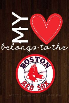 Love our Boston Red Sox! #bostonsports #bostonredsox #comedysportzboston