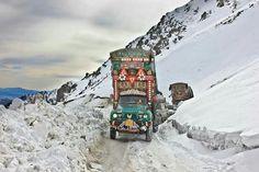 Lowari pass chitral Valley KPK PAKISTAN