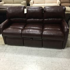 Beautiful Brown Vinyl Sleeper Sofa Only $450.00 !!! #RVpartsnation #RV #Sofa  #Travel #Furniture | Furniture | Pinterest | Sleeper Sofas And Rv