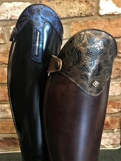 De Niro Riding Boots with Greta top detailing horse riding boots Equestrian Boots, Equestrian Outfits, Equestrian Style, Horse Riding Boots, Leather Riding Boots, Horse Accessories, Dressage, Italian Leather, Riding Helmets