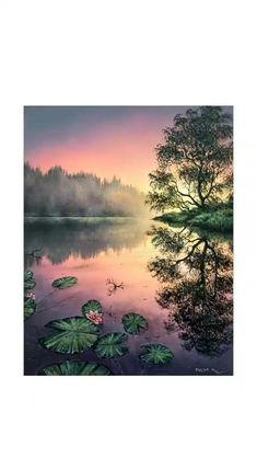 Canvas Painting Tutorials, Diy Canvas Art, Landscape Art, Landscape Paintings, Art Painting Gallery, Sky Art, Cool Art Drawings, Watercolor Art, Acrylic Colors