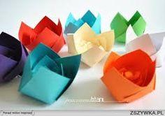 Znalezione obrazy dla zapytania kwiaty z papieru Diy, Paper, Bricolage, Do It Yourself, Homemade, Diys, Crafting