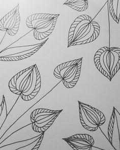 """""""doodle flowers"""""""