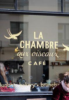La Chambre aux Oiseaux -- fave discovery