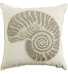 nautilus shell sequin - Google Search