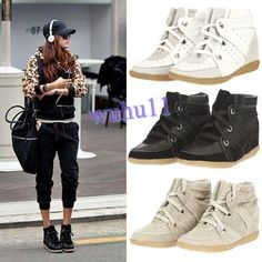 . Ankle Sneakers, All Black Sneakers, Parachute Pants, Black Jeans, Shoes, Fashion, Zapatos, Moda, Shoes Outlet