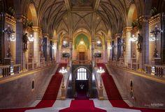 Budapest Parliament - Interior by Adrian Cadar on 500px