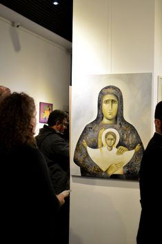 Mother of God -Contemporary Religious Art