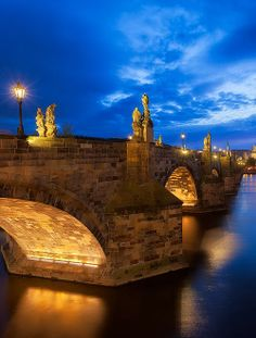 Charles Bridge, Prague Czech Republic