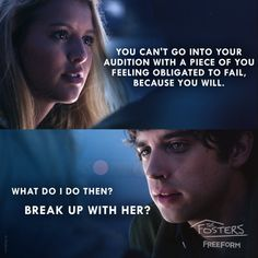 Will Brandon have to choose between college and Cortney? | The Fosters