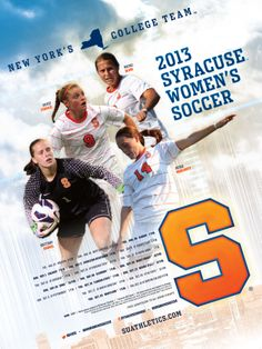 Syracuse Women's Soccer 2013