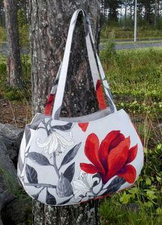 JoiKu Handmade's Tote Bag Sewing Pattern Download