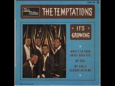 THE TEMPTATIONS - WHAT'S SO GOOD ABOUT GOOD BYE - EP TAMLA MOTOWN TMEF 507