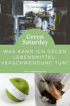 Heute möchte ich dir erzählen, wie du etwas gegen Lebensmittelverschwendung tun kannst und das auch noch ohne großen Aufwand.
