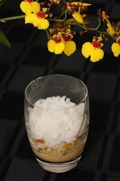 Deconstructed Lemon Tart (as seen on Masterchef Australia)
