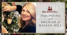 Enter for a chance to win the same @balsamhill Christmas tree and decorations @radiodelilah has in her studio!