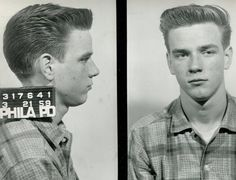 50's men's hairstyle