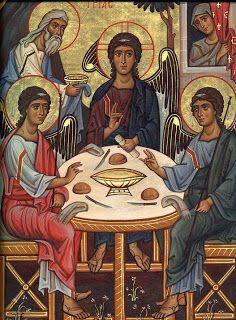Tanulmányozd az Írásokat!: Kézjelek keleti ortodox ikonokon