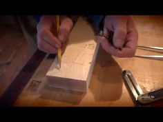 Hound's Tooth Dovetail Series 1 of 3 - Heritage School of Woodworking Blog