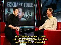 Eckhart Tolle - wywiad w talk show The Hour (PL - polskie napisy)