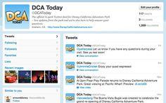 New In-Park Social Media Tools Assist Disney California Adventure Park Guests Disney California Adventure Park, Disney Parks Blog, Geek News, Social Media, Tools, This Or That Questions, Twitter, Instruments, Social Networks
