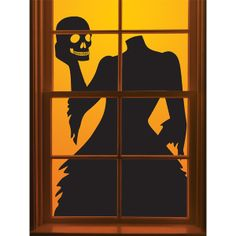 Window Clings Halloween Window Clings And Halloween