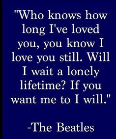 My favourite Beatles song!