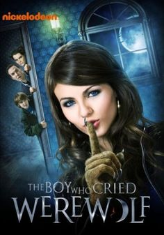 The-Boy-Who-Cried-Werewolf-NEW-Free-Shipping