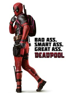 Deadpool - created by Marvel - starring Ryan Reynolds - distributed by 20th Century Fox - kulturmaterial