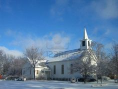 Church in Dexter, Michigan