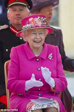 Happy 90th Birthday, Your Magesty! The Queen (pictured) has always been fond of Highclere...