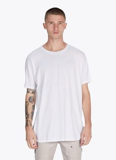 Buy the ZANEROBE Super Rugger Tee White online at zanerobe.com express shipping worldwide on all orders.