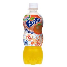 ファンタ <オレンジ> - 食@新製品 - 『新製品』から食の今と明日を見る!