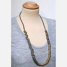 Connie Necklace by Industrial Jewelry
