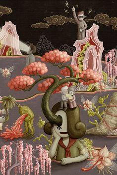 Illustrations by Huihong Huang