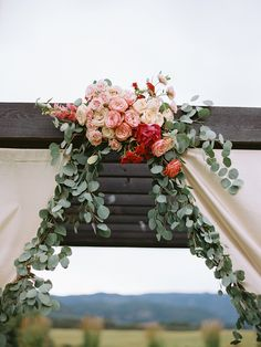 Photography: Brumley And Wells - brumleyandwells.com  Read More: http://www.stylemepretty.com/2014/11/25/colorful-colorado-farm-wedding/