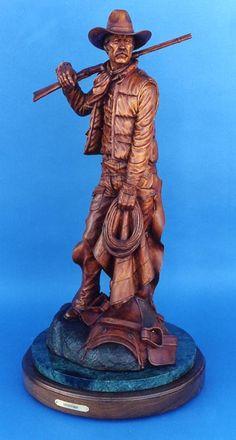 "Wood Original sculpturesize: 31""H. X 16""W.White Walnut[sold]"
