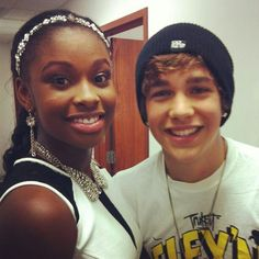 Austin Mahone & CoCo Jones