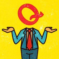 Qanonwtf? © Alexei Vella #editorial #advertising #conceptual #illustration salzmanart.com