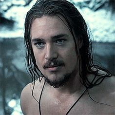 "Alexander Dreymon in ""The Last Kingdom"""