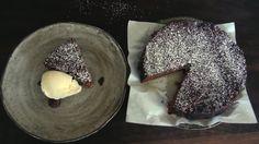 Melissa Perello's Warm 'Lumberjack' Cake