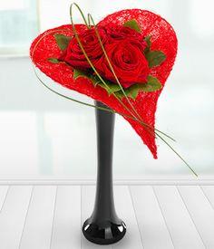 8 Attractive Tips AND Tricks: Rose In Vases Drawing vases decoration tips. Red Rose Flower, Flower Art, Red Roses, Deco Floral, Arte Floral, Rose Vase, Flower Vases, Fleur Design, Big Vases