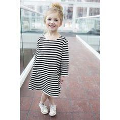 Mini Kate Striped Dress