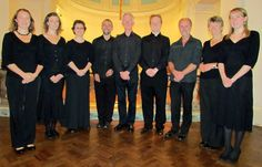 The Rosemary Consort was formed by local musician Louisa Denby for a special fundraising concert at St Laurence Church in Petersfield on 17th September.